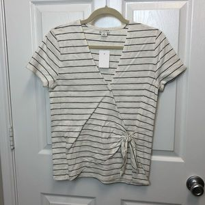J. By J. Crew Striped Top